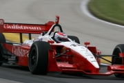 Jimmy Vasser op Milwaukee