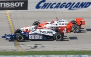 Helio Castroneves, Vitor Meira, Chicagoland