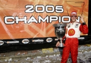Sebastien Bourdais 2005 Champ Car World Series kampioen