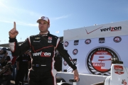 Will Power pakt de pole in St. Petersburg