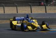 Marco Andretti, Sonoma Raceway