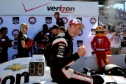 Will Power pakt de pole in Sonoma