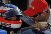 Rubens Barrichello, Tony Kanaan, Texas Speedway