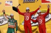 Dan Wheldon, Kansas Speedway