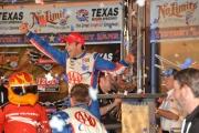 Helio Castroneves wint op de Texas Speedway