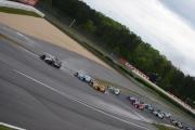 Will Power leidt de start van de Honda Indy Grand Prix of Alabama