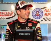 Will Power, Fontana