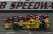 Ryan Hunter-Reay, Tony Kanaan, Fontana