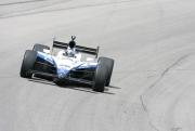 Marco Andretti op de Texas Motor Speedway