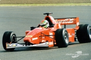 Justin Wilson, Silverstone 2001