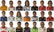 IndyCar coureurs van 2013