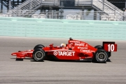 Dan Wheldon op Homestead