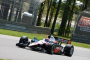 Will Power op het Barber Motorsports Park