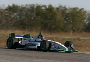 Alex Figge test op de MSR Houston