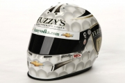 Ed Carpenter helmet