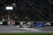 Will Power wint op Texas Motor Speedway