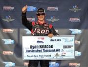 Ryan Briscoe, Indianapolis