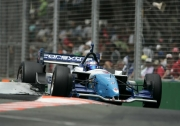 Paul Tracy in Surfers Paradise