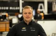 Felix Rosenqvist rijdt vanaf 2021 voor Arrow McLaren SP