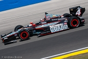 JR Hildebrand, Milwaukee Mile