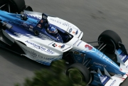 Paul Tracy op Toronto