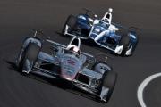 Juan Pablo Montoya voor Max Chilton, Indianapolis