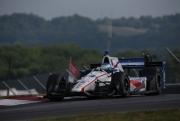 RC Enerson op de Mid-Ohio Sports Car Course