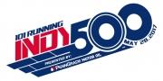 Het logo van de 101ste Indy 500