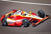 Helio Castroneves, Indianapolis
