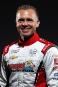 Ed Carpenter pasfoto