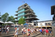 It all begins here, 2012Indy 500 IMS Indianapolis