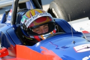 Nicky Pastorelli test voor Walker Racing