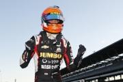 Rinus VeeKay pakt zijn allereerste pole position in de Harvest GP