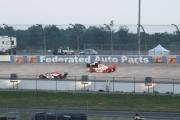 Marco Andretti, Ryan Briscoe, Nashville