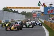 De start van de 2004 race op Montreal
