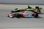 Indy Pro Series action