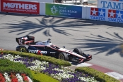 Will Power in Long Beach