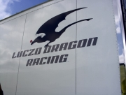 Luzco Dragon Racing is er in Kansas bij, Kansas Speedway