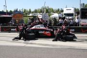 Will Power maakt zijn eerste pitstop