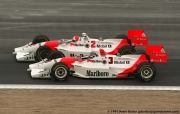 Paul Tracy, Al  Unser Jr., Gateway