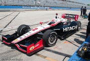 Ryan Briscoe, Milwaukee Mile