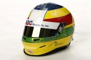 Mike Conway helmet