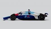 De #16 Paretta Autosport bolide