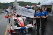 Junior Strous pakte pole in Mont Tremblant