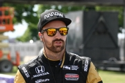 James Hinchcliffe, Detroit