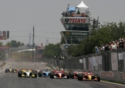 De start van de 2006 race in Monterrey
