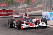 Ryan Hunter-Reay op Toronto