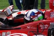 Dario Franchitti, Las Vegas Motor Speedway