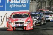 V8 Supercars in Surfers Paradise