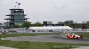 Indianapolis infield